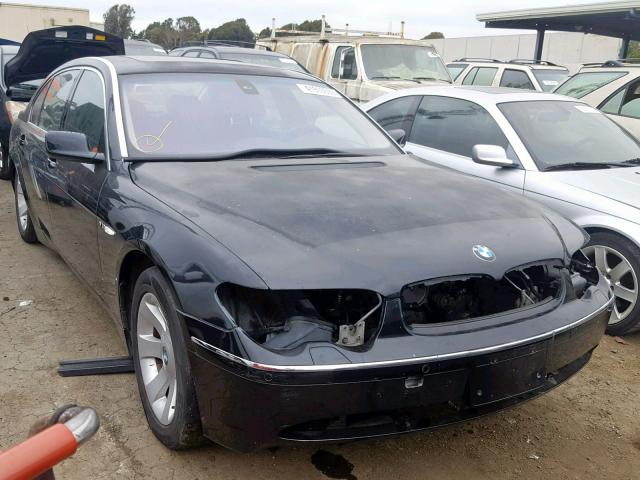 click here to view 2004 BMW 760 LI at IBIDSAFELY