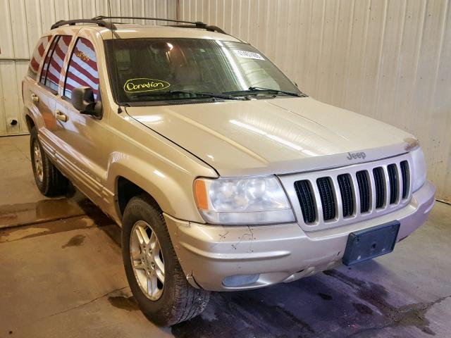 click here to view 2000 JEEP GRAND CHER at IBIDSAFELY