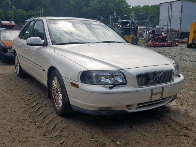 2003 Volvo S80 2 9l 6 For Sale In Finksburg Md Lot 41665929