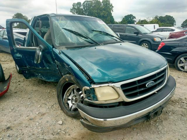 Salvage 2000 Ford F150 for sale