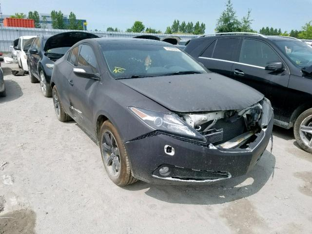 click here to view 2010 ACURA ZDX at IBIDSAFELY