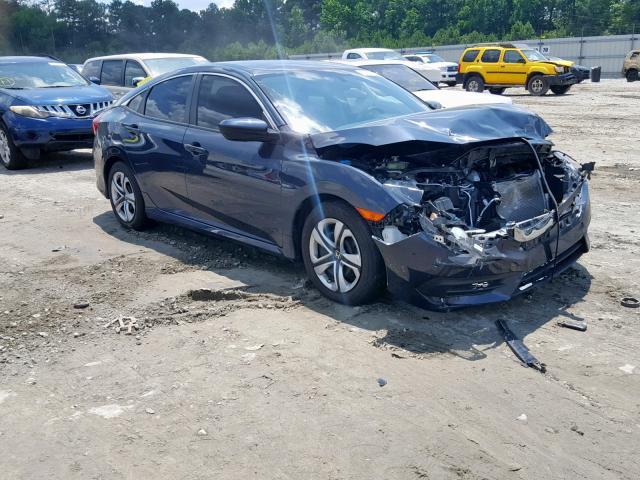 2017 HONDA CIVIC LX Photos | GA - ATLANTA SOUTH - Salvage Car