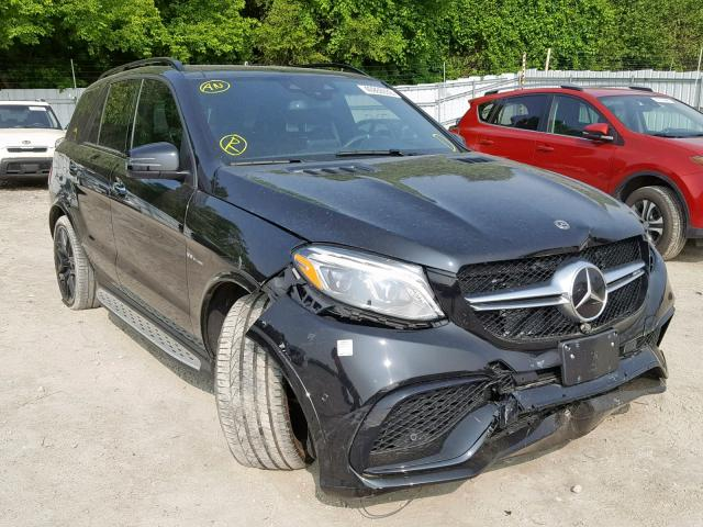 click here to view 2018 MERCEDES-BENZ GLE 63 AMG at IBIDSAFELY