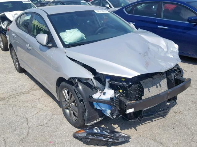 2018 HYUNDAI ELANTRA SEL Photos | IL - CHICAGO SOUTH - Salvage Car