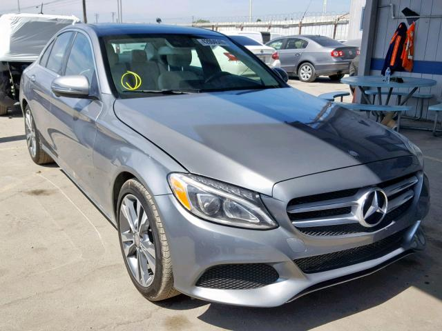 click here to view 2016 MERCEDES-BENZ C 300 at IBIDSAFELY