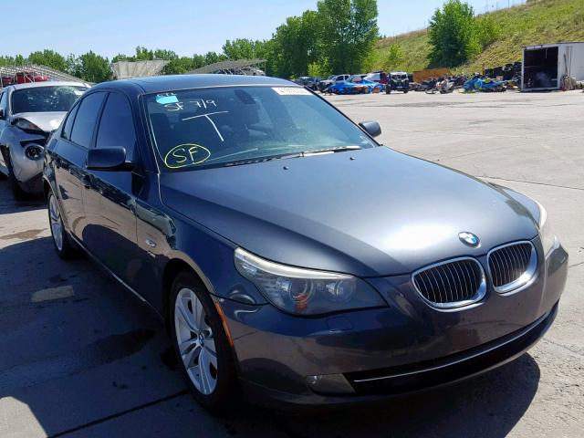 Salvage 2009 BMW 528 XI for sale