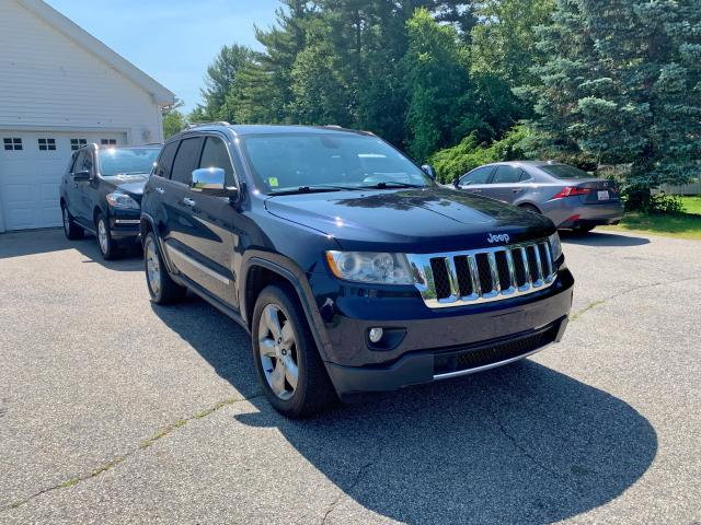 1J4RR6GG0BC669268 - 2011 Jeep Grand Cher 3.6L Left View