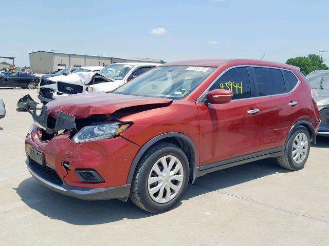 Car Auction Apps >> 2014 Nissan Rogue S Photos Tx Dallas South Salvage Car Auction