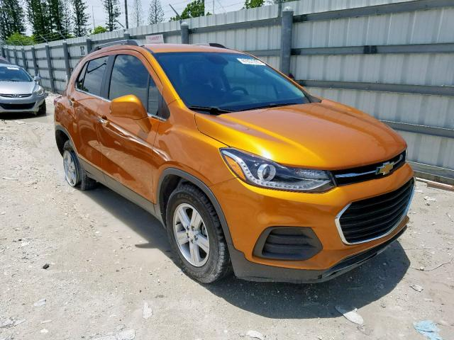 click here to view 2017 CHEVROLET TRAX 1LT at IBIDSAFELY