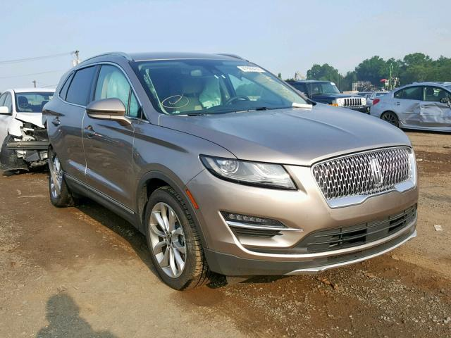 Lincoln MKC Select salvage cars for sale: 2019 Lincoln MKC Select
