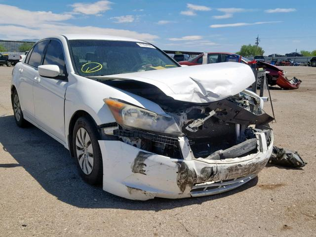 Salvage cars for sale from Copart Tucson, AZ: 2008 Honda Accord LX
