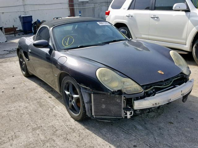 click here to view 2003 PORSCHE BOXSTER at IBIDSAFELY
