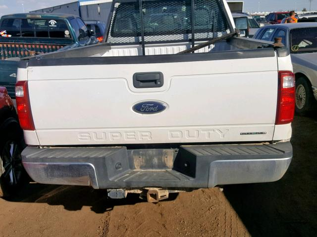 1FTBF2B63EEB63689 2014 FORD F250 SUPER DUTY