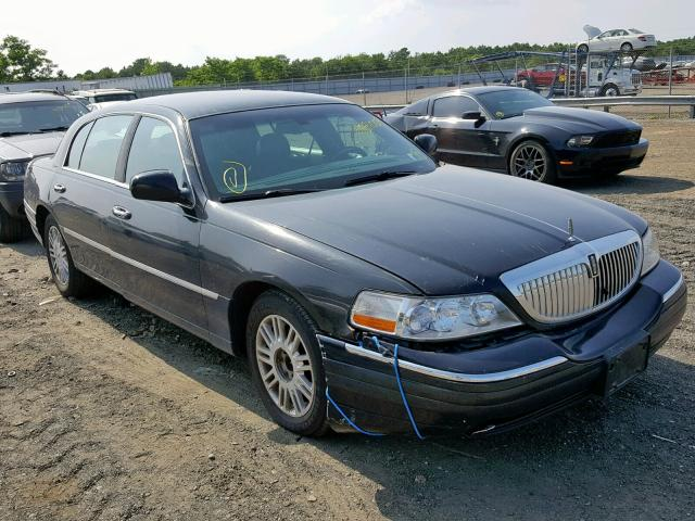 click here to view 2007 LINCOLN TOWN CAR E at IBIDSAFELY