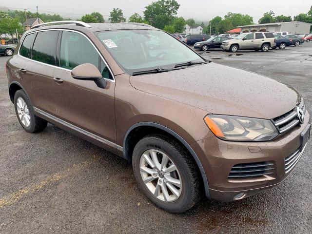 click here to view 2013 VOLKSWAGEN TOUAREG V6 at IBIDSAFELY
