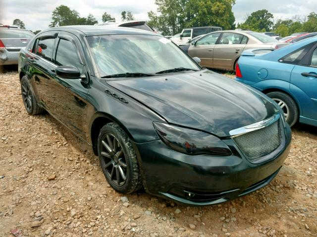 click here to view 2011 CHRYSLER 200 S at IBIDSAFELY