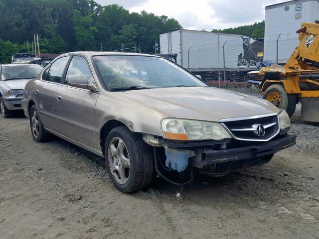 2003 Acura 3.2Tl 3.2L
