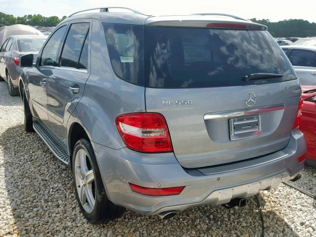 2011 MERCEDES-BENZ ML 550 4MATIC Photos | TX - HOUSTON