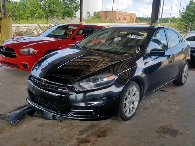 2014 Dodge  | Vin: 1C3CDFBBXED719652