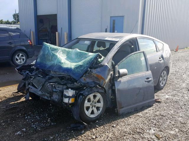 2008 TOYOTA PRIUS Photos | MT - BILLINGS - Salvage Car