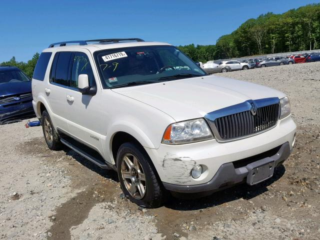 2004 Lincoln Aviator 4.6L