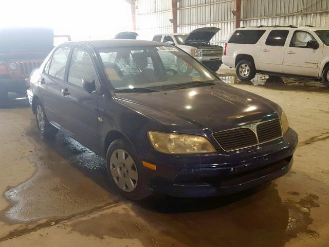 click here to view 2003 MITSUBISHI LANCER ES at IBIDSAFELY