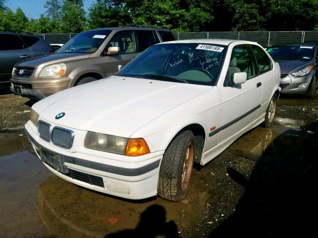 1997 BMW  318 TI AUTO
