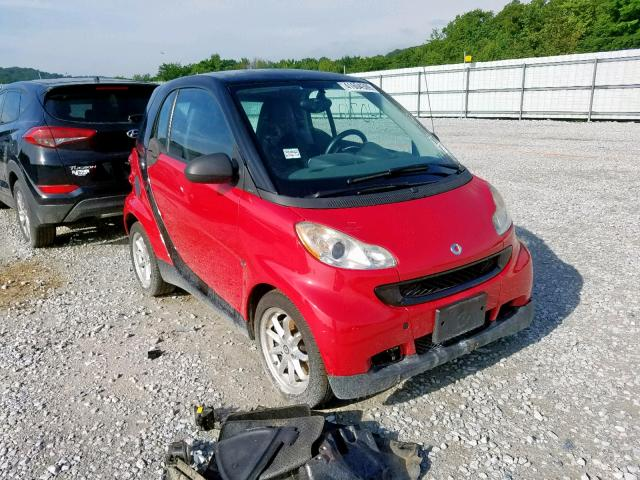 click here to view 2010 SMART FORTWO PUR at IBIDSAFELY