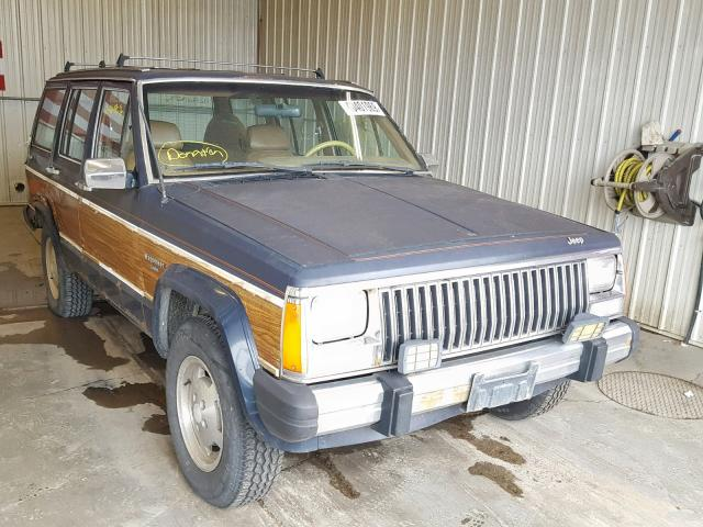 click here to view 1985 JEEP WAGONEER L at IBIDSAFELY
