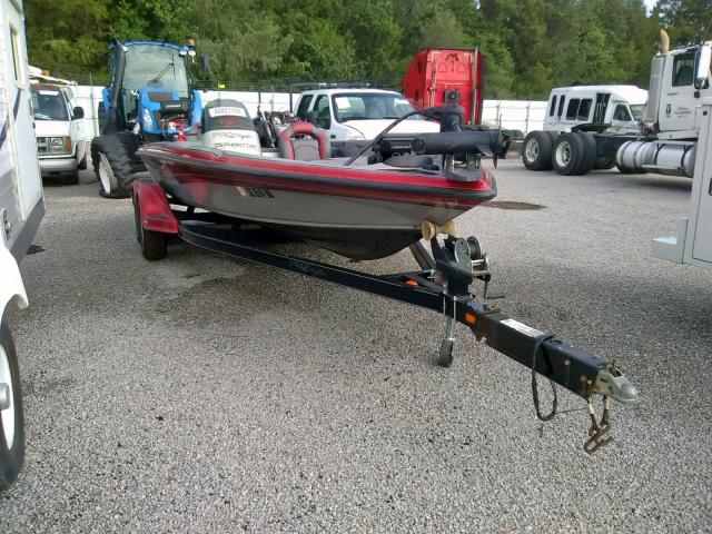 Salvage cars for sale from Copart Harleyville, SC: 2007 Procraft 200SP