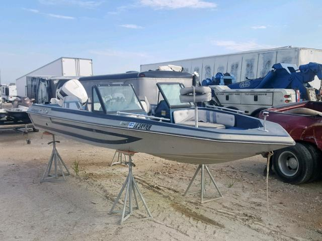 Salvage 1988 Astro BOAT ONLY for sale