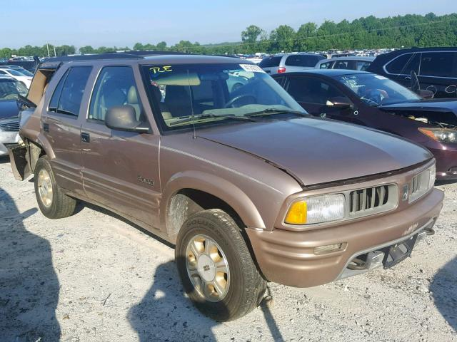 click here to view 1997 OLDSMOBILE BRAVADA at IBIDSAFELY