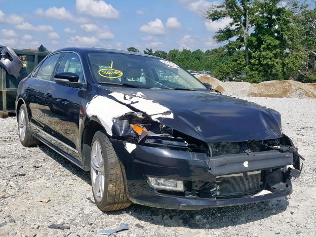 click here to view 2014 VOLKSWAGEN PASSAT SEL at IBIDSAFELY