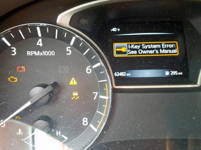 2017 Nissan Altima 2 5 2 5L 4 للبيع في Chambersburg PA - Lot: 42049299