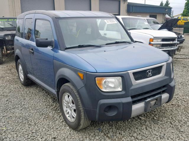 click here to view 2006 HONDA ELEMENT EX at IBIDSAFELY
