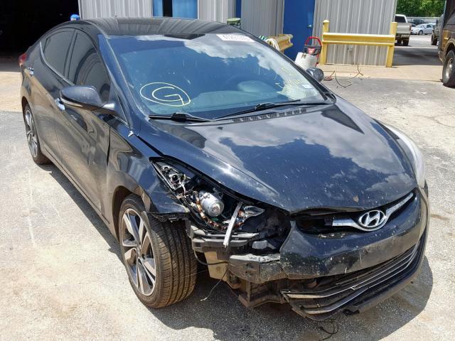 2014 Hyundai Elantra Se 1.8L