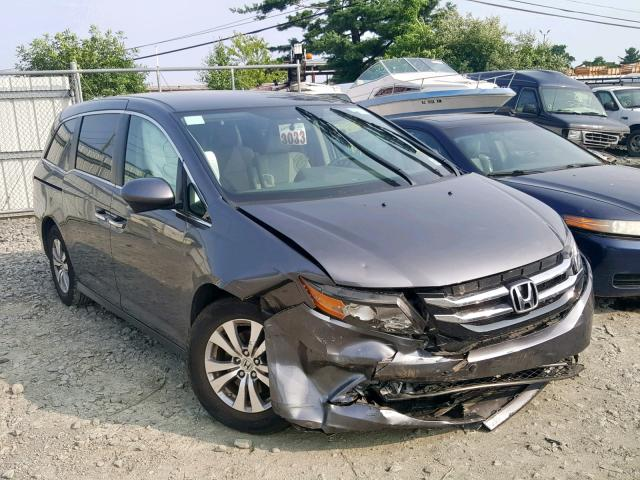 2017 Honda Odyssey Se >> 5fnrl5h37hb018227 2017 Honda Odyssey Se In Nj Trenton