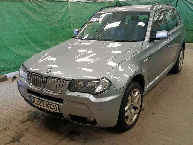 BMW X3 SD M SP - 2007 rok
