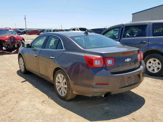 2013 Chevrolet Malibu Ltz 2 5l 4 For Sale In Amarillo Tx Lot 41644549