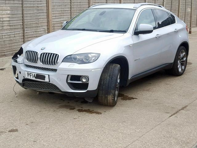 BMW X6 XDRIVE4 - 2014 rok