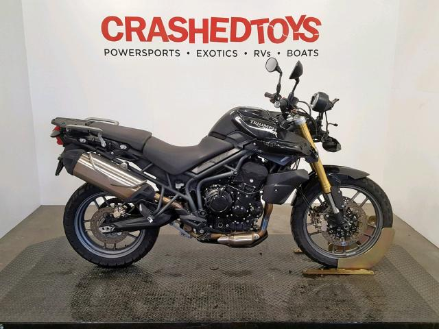 click here to view 2013 TRIUMPH MOTORCYCLE TIGER 800 at IBIDSAFELY