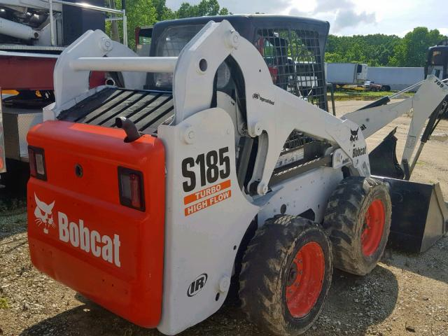 2008 BOBCAT S185 Photos | NJ - GLASSBORO EAST - Salvage Car