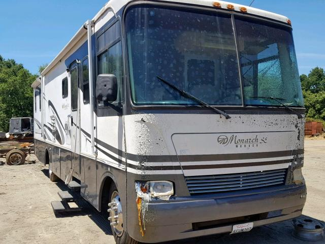 2004 WORKHORSE CUSTOM CHASSIS MOTORHOME CHASSIS W22 For Sale