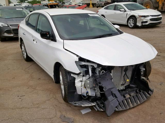 Salvage 2018 Nissan SENTRA S for sale