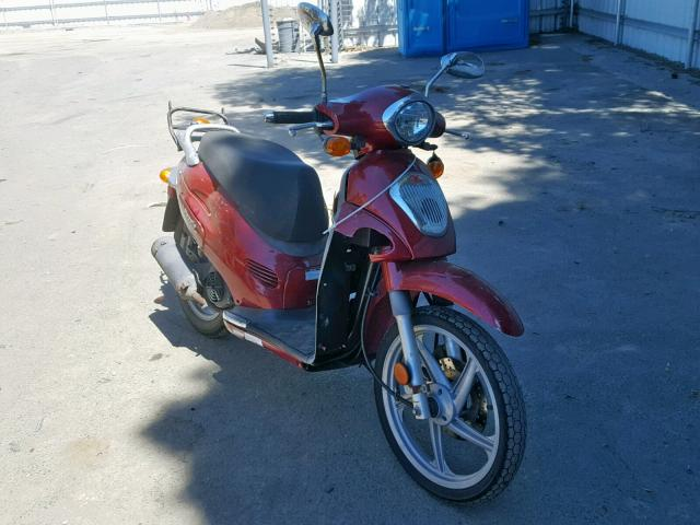 click here to view 2009 KYMCO USA INC PEOPLE 150 at IBIDSAFELY
