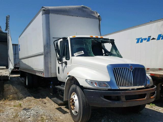 Salvage 2016 International 4000 4300 for sale