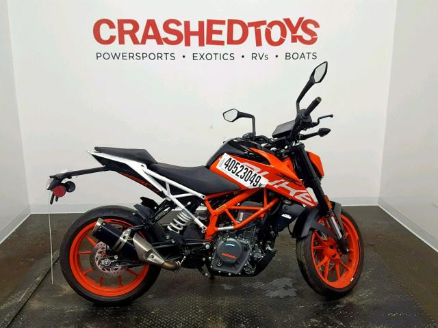 click here to view 2019 KTM 390 DUKE at IBIDSAFELY