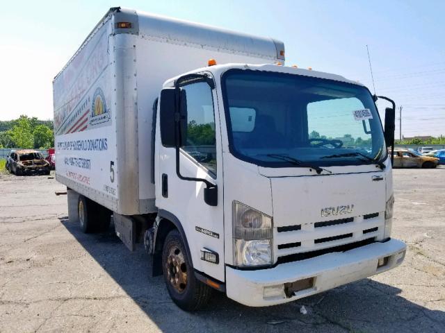 2012 Isuzu Npr Hd 5 2L 4 for Sale in Woodhaven MI - Lot: 41014509