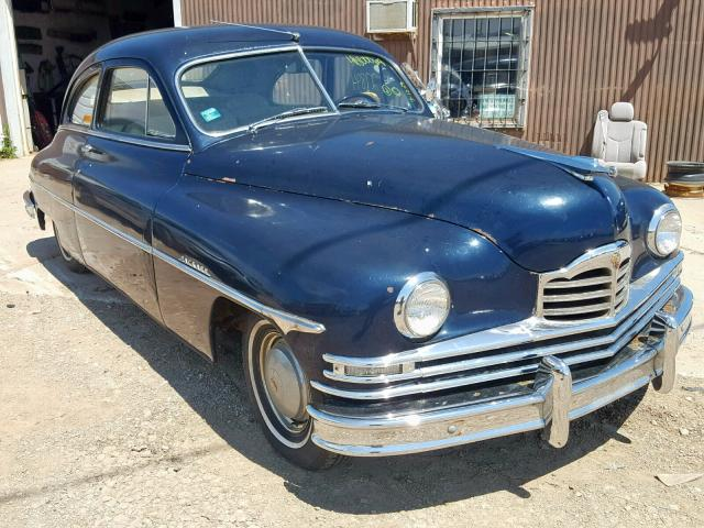 click here to view 1949 PACKARD COUPE at IBIDSAFELY