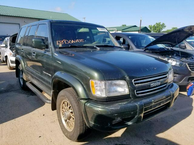click here to view 2000 ISUZU TROOPER S at IBIDSAFELY